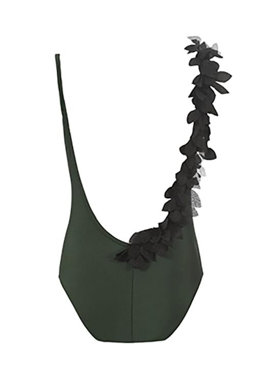 Maleficent Intero  Verde Brillante