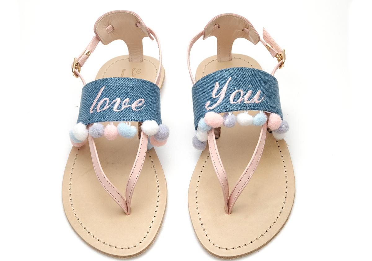 Sandalo La Bikineria HandMade
